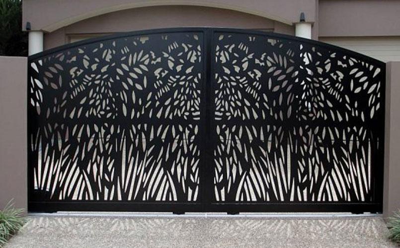 Декор для ворот