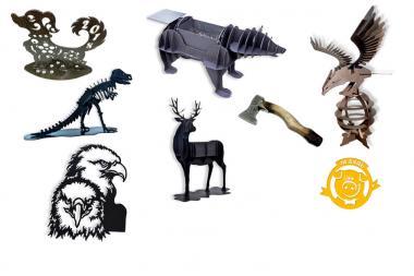 Декоративные металлоизделия